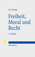 Freiheit, Moral und Recht