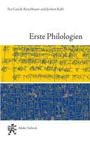 Erste Philologien