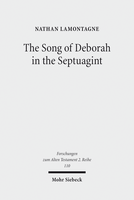 The Song of Deborah in the Septuagint