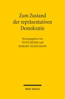 Zum Zustand der repräsentativen Demokratie