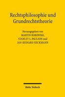 Rechtsphilosophie und Grundrechtstheorie