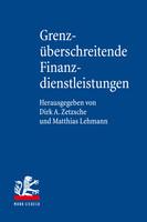 Grenzüberschreitende Finanzdienstleistungen