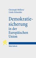 Demokratiesicherung in der Europäischen Union