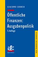Öffentliche Finanzen: Ausgabenpolitik