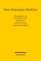 Next-Generation Medicine