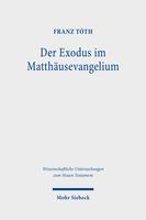 Der Exodus im Matthäusevangelium