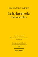 Methodenlehre des Unionsrechts