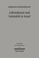 Lebenskunst und Gotteslob in Israel
