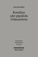 Konziliare oder päpstliche Reform