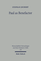 Paul as Benefactor