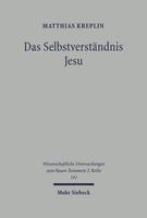 Das Selbstverständnis Jesu