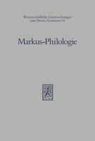 Markus-Philologie