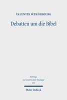 Debatten um die Bibel