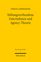 Stiftungsverbundene Unternehmen und Agency-Theorie
