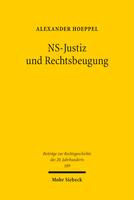 NS-Justiz und Rechtsbeugung