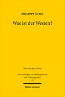 Was ist der Westen?