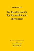 Die Konditionalität der Finanzhilfen für Eurostaaten