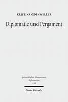Diplomatie und Pergament