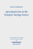 Apocalypticism in the Synoptic Sayings Source