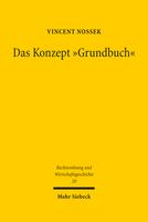 Das Konzept »Grundbuch«