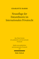 Neuauflage der Datumtheorie im Internationalen Privatrecht