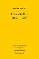 Erna Scheffler (1893–1983)