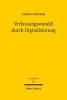 Verfassungswandel durch Digitalisierung
