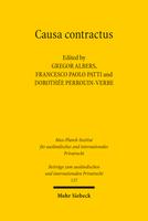 Causa contractus