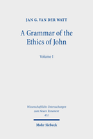 A Grammar of the Ethics of John