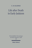 Life after Death in Early Judaism