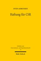 Haftung für CSR