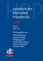 Handbuch des Römischen Privatrechts