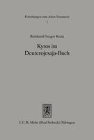 Kyros im Deuterojesaja-Buch