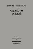 Gottes Liebe zu Israel