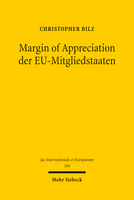 Margin of Appreciation der EU-Mitgliedstaaten