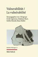 Vulnerabilität / La vulnérabilité