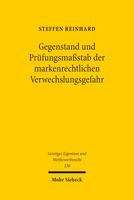 Gegenstand und Prüfungsmaßstab der markenrechtlichen Verwechslungsgefahr