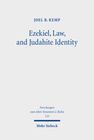 Ezekiel, Law, and Judahite Identity