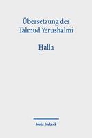 Übersetzung des Talmud Yerushalmi