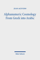 Alphanumeric Cosmology From Greek into Arabic