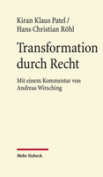 Transformation durch Recht