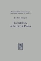 Eschatology in the Greek Psalter