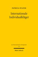 Internationale Individualkläger
