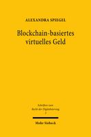 Blockchain-basiertes virtuelles Geld