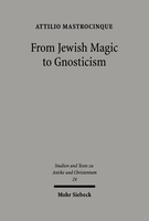 From Jewish Magic to Gnosticism