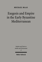 Exegesis and Empire in the Early Byzantine Mediterranean