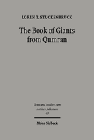 The Book of Giants from Qumran