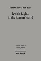 Jewish Rights in the Roman World