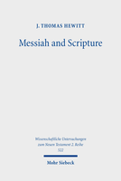 Messiah and Scripture