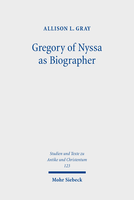 Gregory of Nyssa as Biographer